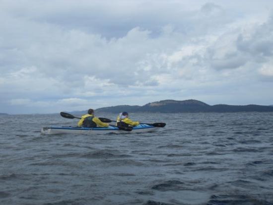 Bilde fra Roche Harbor
