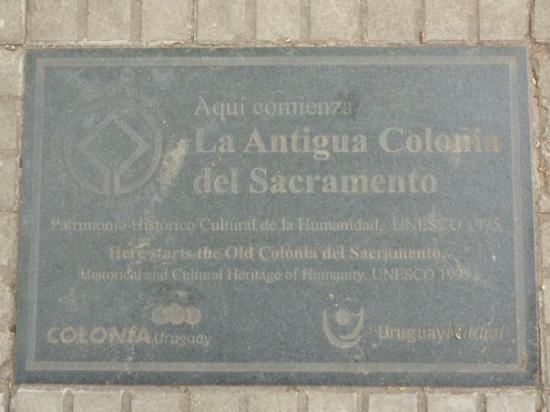 Bilde fra Colonia del Sacramento