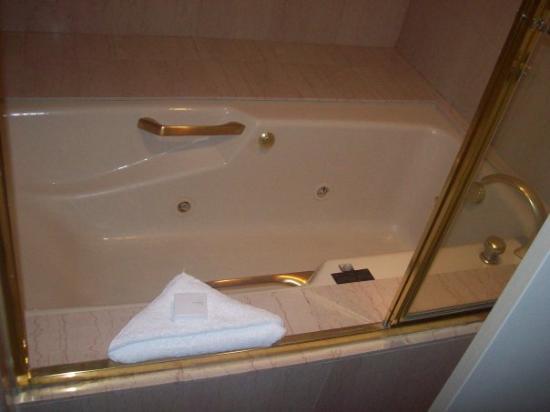 Flamingo Las Vegas Hotel & Casino: jacuzzi tub