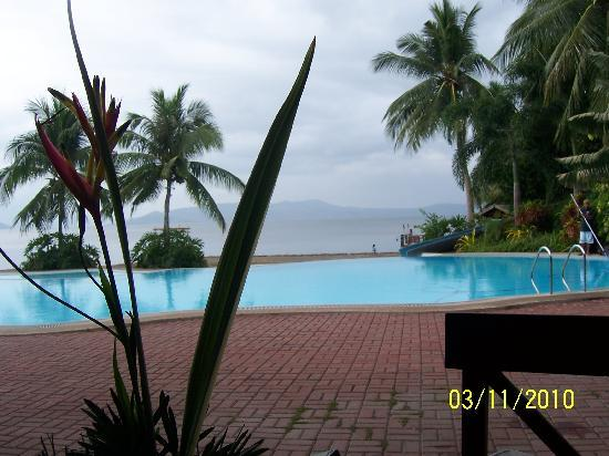 Club Balai Isabel: view of the infinity pool