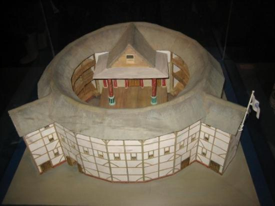 Shakespeare's Globe Theatre: the globe theatre