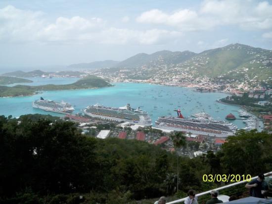 Bilde fra St. Thomas
