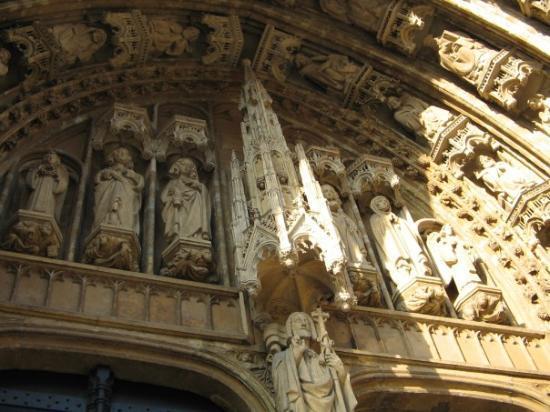 Notre Dame du Sablon: The Our Lady of Sablon Church