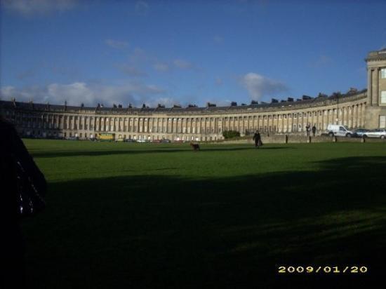 Bath, UK: houses