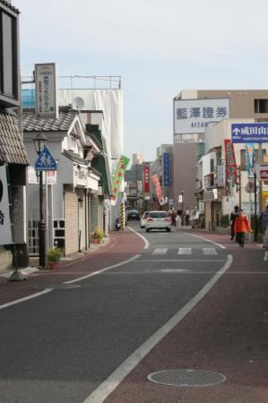 Early morning in Narita