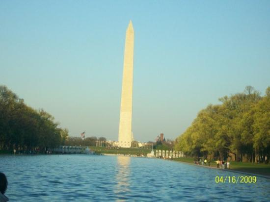 Washington Monument: The Monument