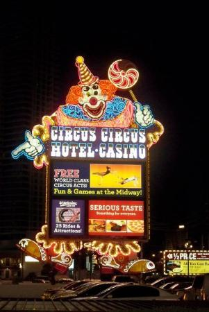 Casino at Circus Circus Photo