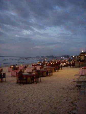 Sundara: South Seafood Warong, Jimbaran