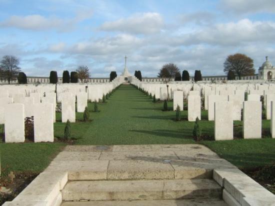 Bilde fra Ieper (Ypres)
