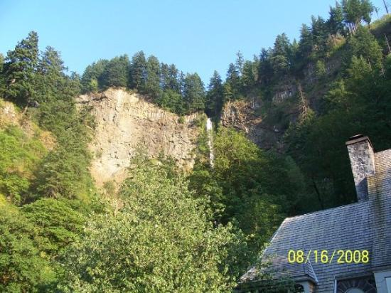 Portland, OR: This is Multnomah Falls and the area around it,