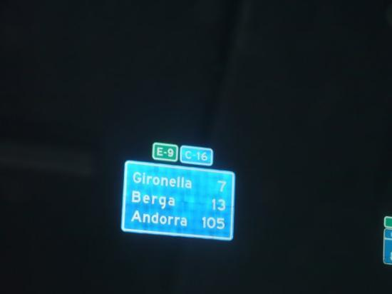 Andorra la Vella, Andorra: jajja    la  berga   kasi llegamos