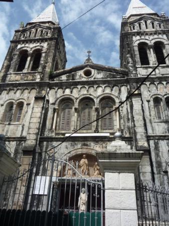 Zanzibar, Tanzania: Anglican Church in Stone Town