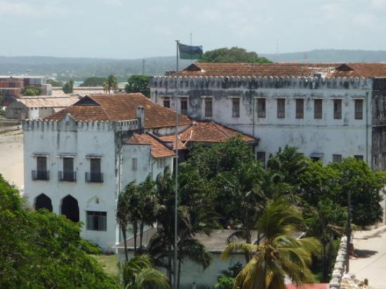 Zanzibar, Tanzania: Sultan's Palace
