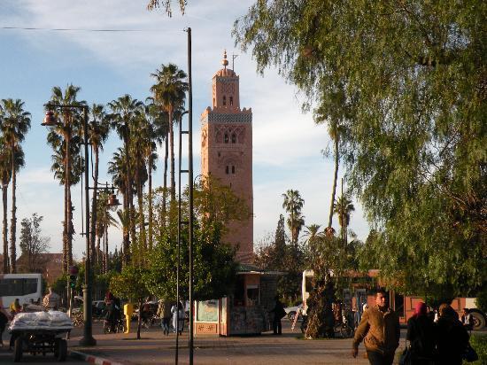 Marrakech, Marokko: Koutoubia