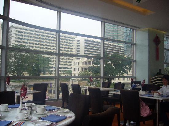 The Salisbury-YMCA of Hong Kong: Fourth floor dining room