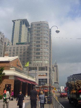 The Salisbury-YMCA of Hong Kong: Hotel exterior view