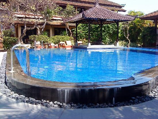 Fat Yogi Cottages: Love this Pool!