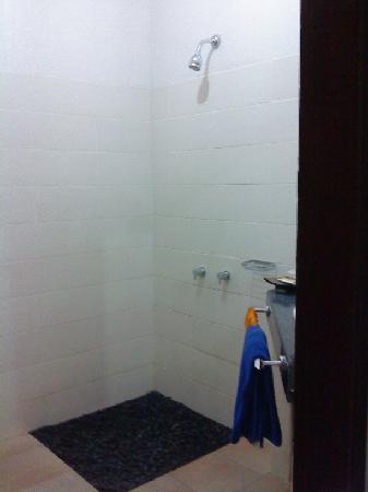 The Taman Ayu: bathroom