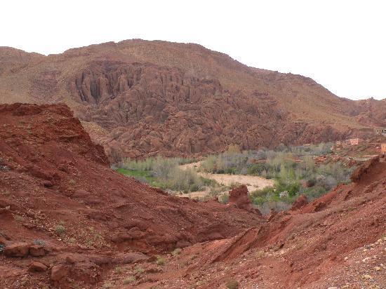 Dades Gorge: Dades Mountains