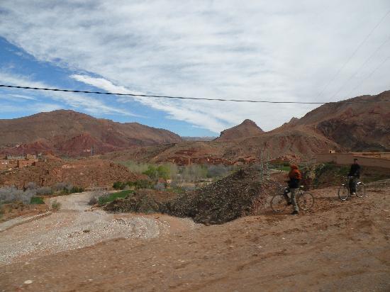 Dades Gorge: Dades Valley