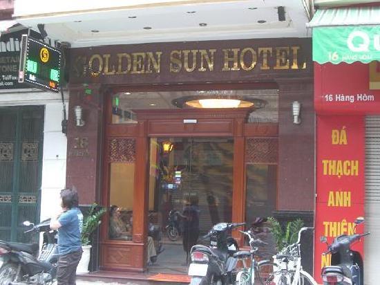 Royal Holiday Hanoi Hotel: 外観