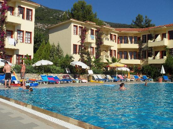 Celay Hotel: pool view