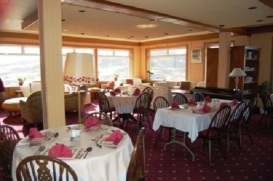 Kinlochbervie Hotel: Garbet Bistro