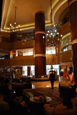 Conrad Bangkok Hotel: Lobby