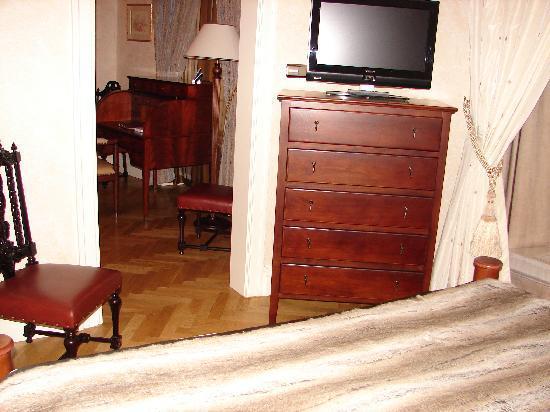 Smetana Hotel: charming cosy bedroom