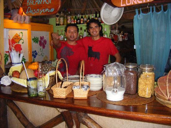 Holbox Hotel Casa las Tortugas - Petit Beach Hotel & Spa: Great T shirts!