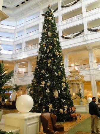 Disney's Grand Floridian Resort & Spa: Christmas Tree