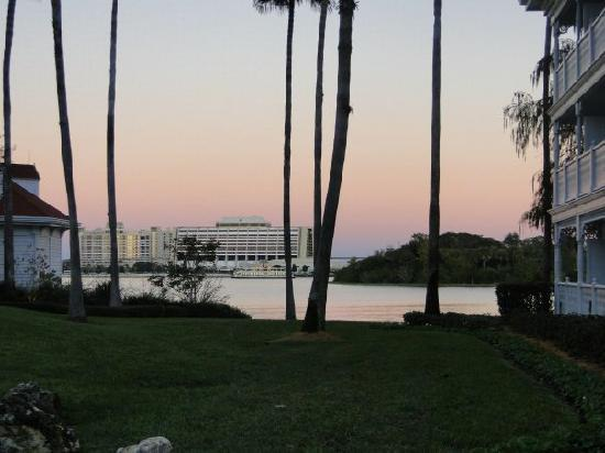 Disney's Grand Floridian Resort & Spa: On way to Narcoosees restaurant