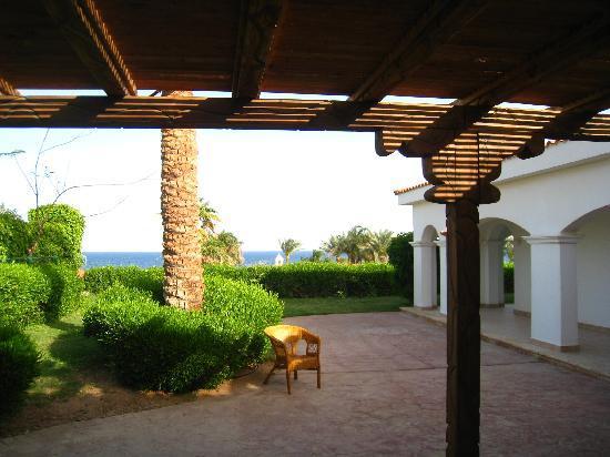 Sheraton Sharm Hotel, Resort, Villas & Spa: view