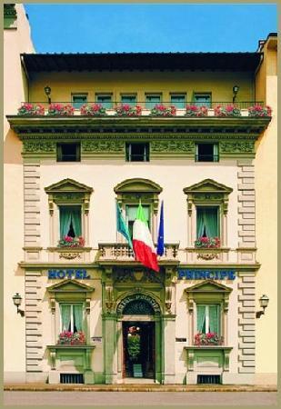 Principe Hotel: Hotel Exterior