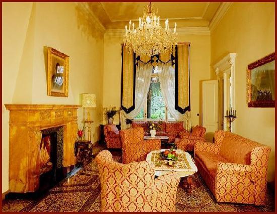Principe Hotel: Garden Lounge
