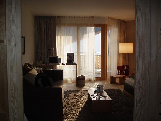 Hotel Lenzerhorn Spa & Wellness: camera