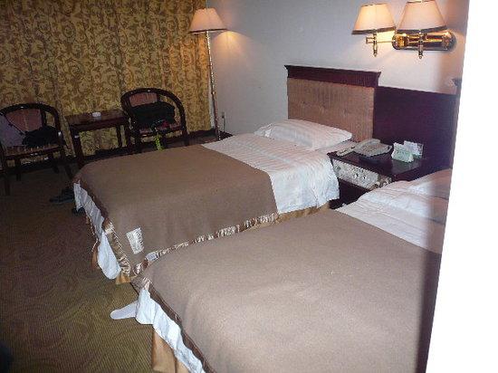 Wuyi Tea Hotel: 部屋
