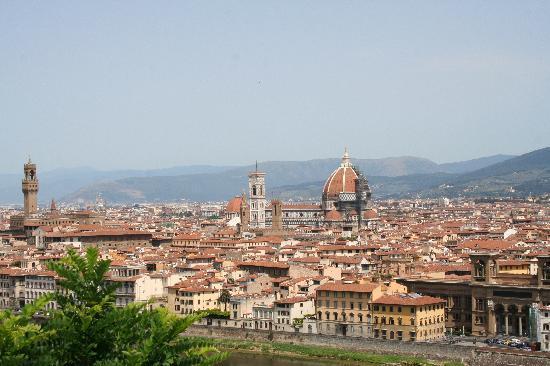 Firenze, Italia: Center City