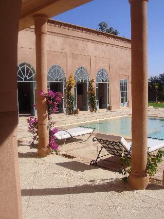 Villa d'Akhdar: le SPA