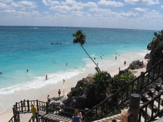 Grand Bahia Principe Coba: Tulum Ruins Beach