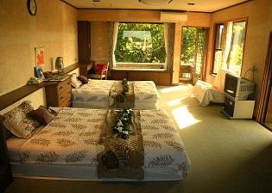 島宿イリワ, room UMI