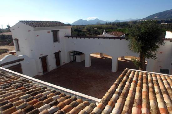 Santa Maria Resort: La struttura vista dall'alto