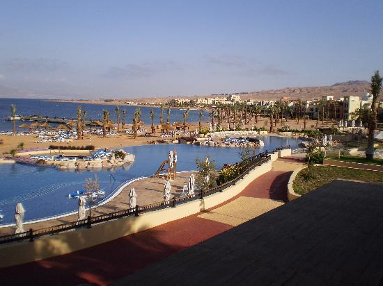 Mövenpick Resort Tala Bay Aqaba: Vue imprenable sur la mer rouge