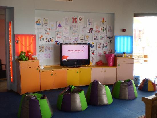 Movenpick Resort & Spa Tala Bay Aqaba: Mini Club pour les enfants