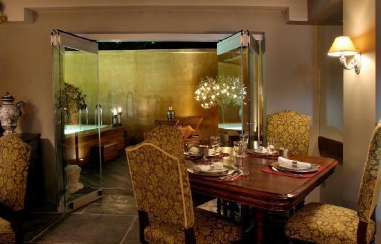 Le Convivial Wine Experience Suites: the restaurant