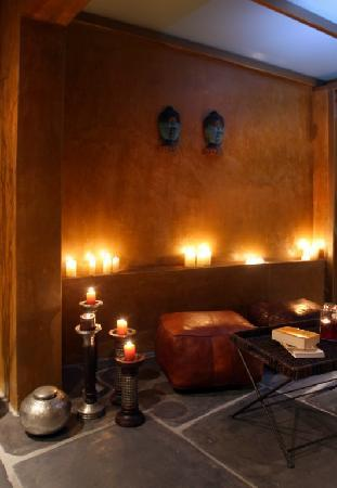 Le Convivial Wine Experience Suites: the spa