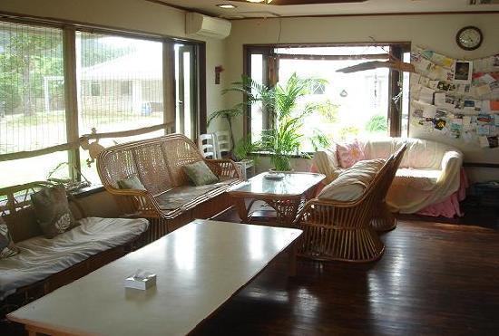 Iriwa Guesthouse & Backpacker's Dormitory: YUNTAKU living