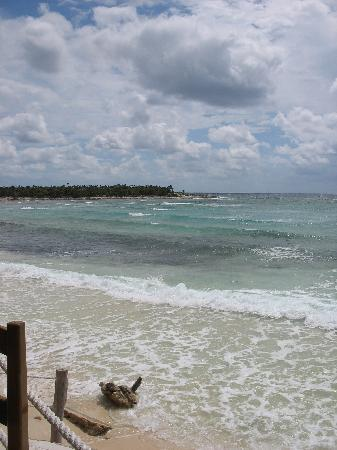 Occidental Cozumel: The view from our jeep