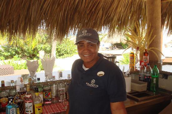 Majestic Elegance Punta Cana: Good service with Maxima
