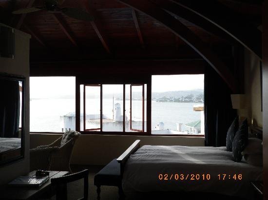 Augusta Bay: The room next to ours